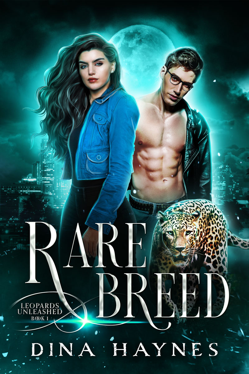 She was exiled at birth. He terrifies the other monsters. Can two outsider wereleopards overcome prejudice and find their own way to love?