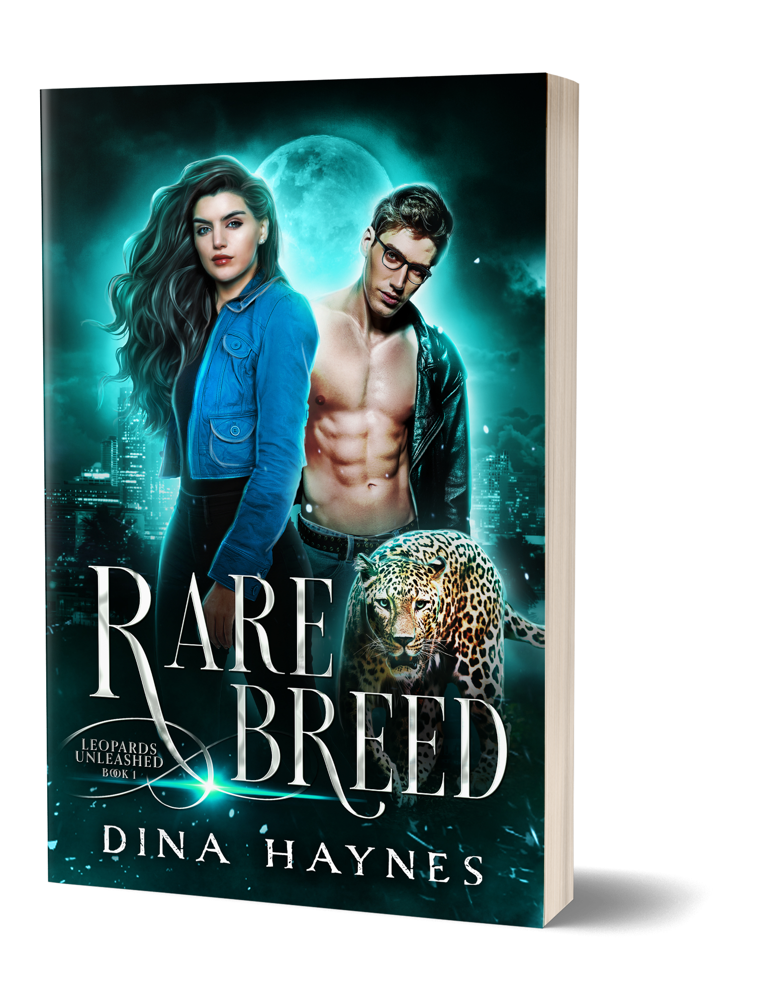 She was exiled at birth. He terrifies the other monsters. Can two outsider wereleopards overcome their differences and find their own way to love?